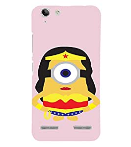 Ebby Premium 3d Desinger Printed Back Case Cover For Lenovo K5 Plus (Premium Desinger Case)