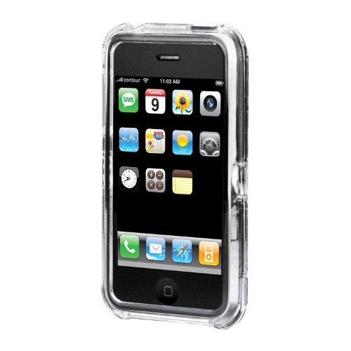 Contour Design iSee Open Face Case for iPhone 3G/3GS - Clear Crystal