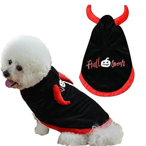 Le yi Wang You Halloween-Kostüm für Hunde und Welpen (Weiblichen Billig Halloween-kostüme)