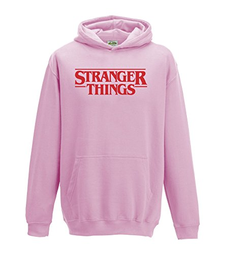 Juko Kids Stranger Things Logo 1359 TV Series Hoodie.