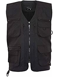 111db4e4e8c2 Mens Champion Dale Country Clothing Polycotton BodyWarmer Gilet Outerwear