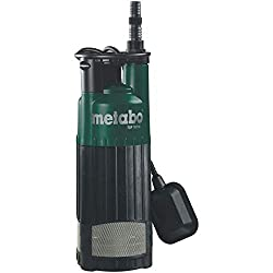 Metabo TDP 7501 S Tauchdruckpumpe, 1000 W