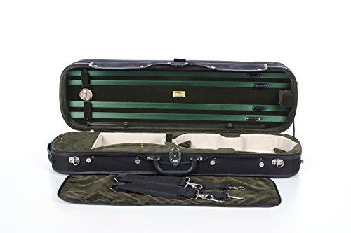 Custodia per violino Legno 4/4 Verde Oliva M-Case