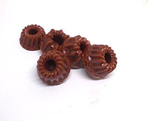 Duft Frei Von Paraffin (Duftmelt Chocolate Brownies | 5er Set - Duftwachs | Duftkerzen)
