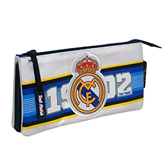 Portatodo Real Madrid 1902 Blue triple