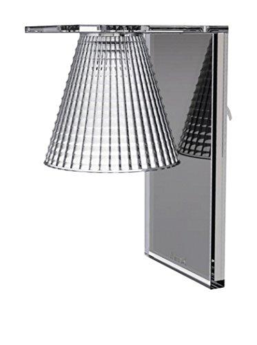 KARTELL Lampada Da Parete LED Light -Air Cristallo