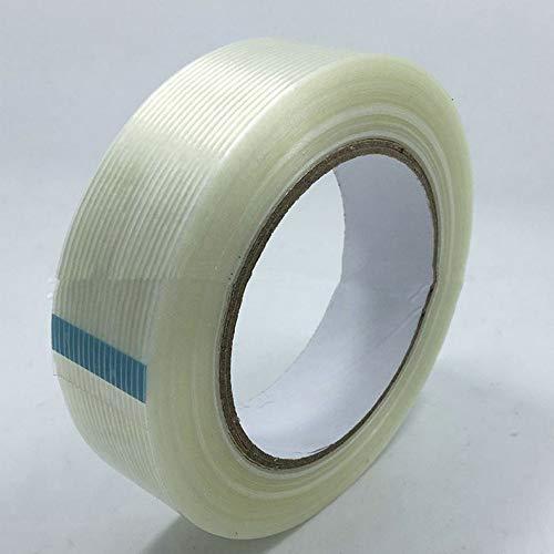 Filament-Umreifungsband, Glasfaserband, selbstklebendes Glasfaserband, gewebtes verstärktes Filamentband, wasserdicht und abriebfest, hochviskos und langlebig