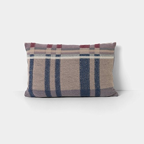 Medley Knit Cushion - Dark Blue- Large