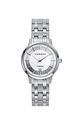 Orologio Viceroy Luxury 471048–17da donna in titanio.