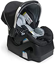 Hauck Prosafe35 Carseat with Base, 0M+ to 35 lbs - Black