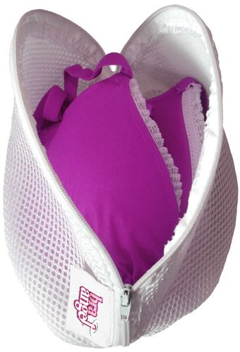Caraselle Extra Large Lingerie Zipped Bra Net Wash Bag 32 x 23 x 22cms, for Bra sizes H up to K