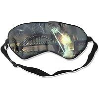 Eye Mask Eyeshade Disaster City Sleep Mask Blindfold Eyepatch Adjustable Head Strap preisvergleich bei billige-tabletten.eu