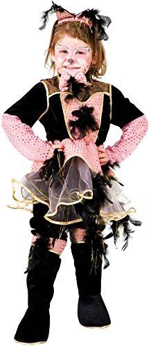 KOSTÜM FASCHING KARNEVAL CAT BABY für KARNAVALKOSTÜME fancy dress halloween cosplay veneziano party 6127 Size 6