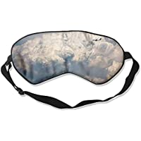 Airplane Flying In Clouds Sleep Eyes Masks - Comfortable Sleeping Mask Eye Cover For Travelling Night Noon Nap... preisvergleich bei billige-tabletten.eu