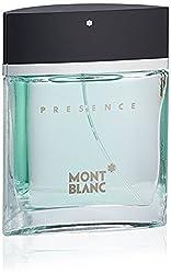3 Pack - Mont Blanc Presence Eau de Toilette 1.7 oz