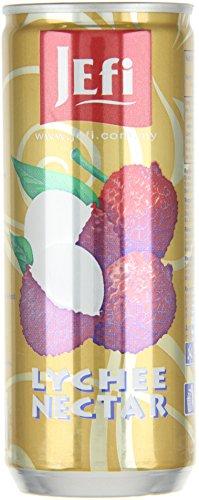 Jefi Drinks Litschisaft 250ml, 30er Pack (30 x 250 g)