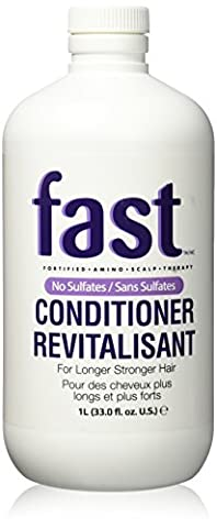 Nisim F.A.S.T Fortified Amino Scalp Therapy No Sulfates Conditioner (For Longer Stronger Hair) 1000ml