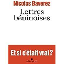 Lettres béninoises (A.M. POLITIQUE) (French Edition)