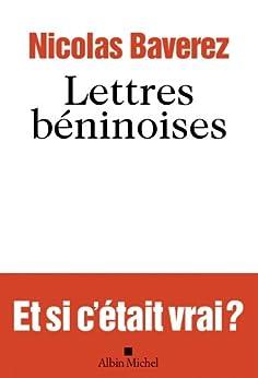 Lettres béninoises par [Baverez, Nicolas]