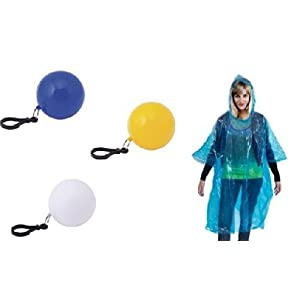 41ZTI79 sgL. SS300  - Tucuman Adventure - Poncho Emergency With Ball