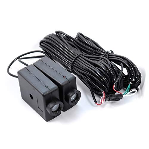 Belko Infrarot Lichtschranke für Schwing- & Roll-Tore für Garagentor-Antrieb, für mehr Sicherheit - Garagentor-sicherheit