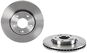 FOR HYUNDAI i30 2007-2012 NEW REAR  BRAKE DISCS SET AND DISC PADS KIT
