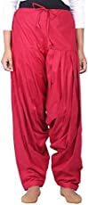 Happy Bunny 100% cotton plain Multi color M, L,XL, Free size patiala pant and bottoms