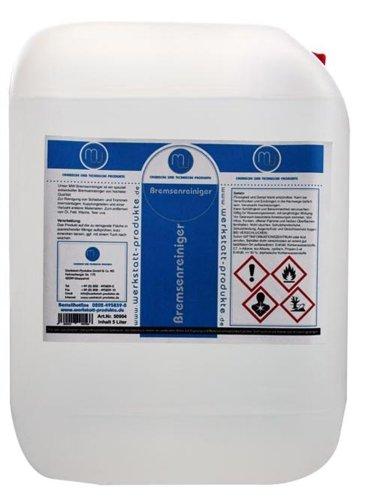 BREMSENREINIGER Kanister 5 Liter - Entfetter-reiniger Industrie -