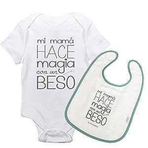 Pack-Body-y-Babero-Mi-mam-hace-magia-con-un-beso-Regalo-mama-y-recin-nacido-Regalo-madre-primeriza-Regalo-da-de-la-madre