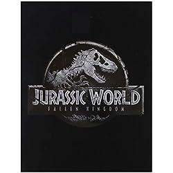 Jurassic World: Fallen Kingdom Steelbook [Blu-Ray]+[Blu-Ray 3D] [Region Free] (IMPORT) (No hay versión española)