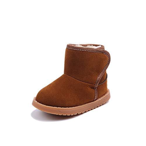 LILICAT Bébé Chaussures Hiver Bébé Enfant Style Botte De Coton Bottes De Neige Chaudes Plus Coton