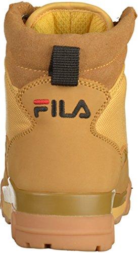 Fila Grunge Mid Wmn, Sneakers basses femme Wheat