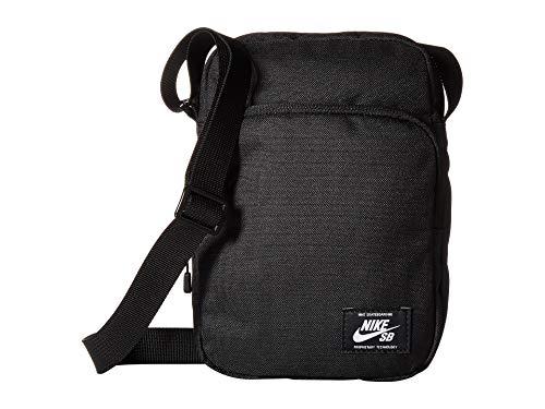 Nike 2018 Gürteltasche, 15 cm, Schwarz (Negro/Blanco) - Heritage Tasche