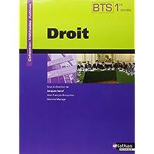 Droit - BTS 1re année