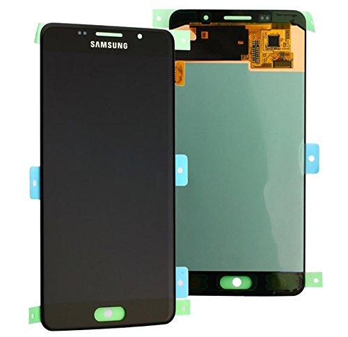 galaxy a5 2016 display Original Samsung Galaxy A5 (2016) A510F A510 AMOLED LCD Display Touchscreen Digitizer Glas Service Ersatzteil Einheit Schwarz OCTA GH97-18250B