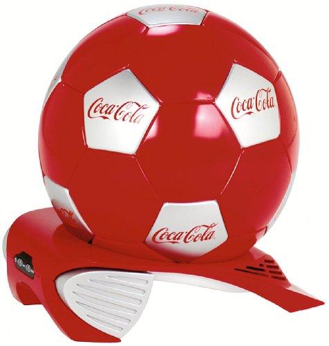 Preisvergleich Produktbild CocaCola 526000 Mini-Kühlschrank / 31,7 cm Höhe / rot / weiß