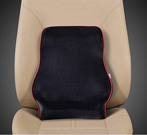 ZHZ-Cushion pillow Cuscini Triangle Elettrico Massaggi Macchina Vita Cuscini di Seduta Auto Vita Schienale Cuscino Vita Supporto di Memoria Cotone poggiatesta Cuscino Vita (Colore : A5)