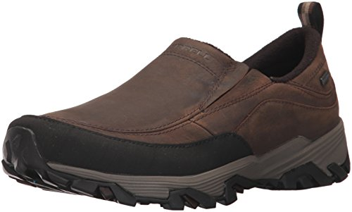 Waterproof Moc (Merrell Men's Coldpack Ice+ Moc Waterproof Brown 8.5 M US)
