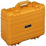 B&W International 1.4016/O Valise étanche pour Appareil Photo Anti-choc Type 40 Orange