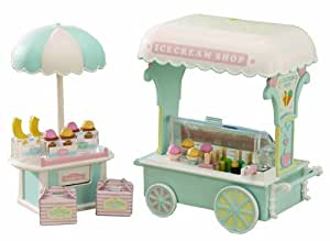 Sylvanian Families Ice Cream Cart
