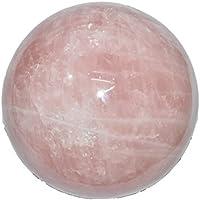 Beautiful Rose Quartz Sphere 5520 Gms. For Harmony Meditation And Healing chakra Balancing. preisvergleich bei billige-tabletten.eu