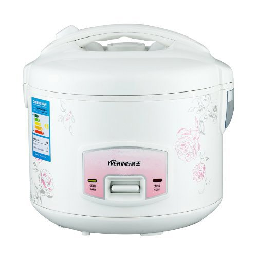 Weking Rice Cooker with Steamer ...
