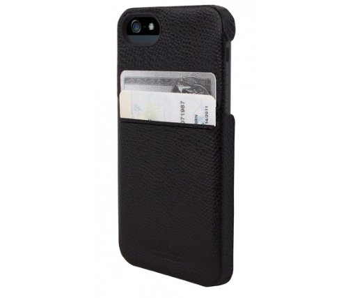 hex-hx1307-bgto-custodia-pelle-per-iphone-5-5s-nero
