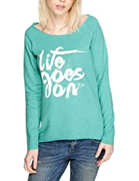 QS by s.Oliver - 49.402.41.2300 - Sweat-shirt Femme