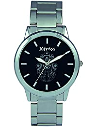 XTRESS Reloj Analógico para Hombre de Cuarzo con Correa en Acero Inoxidable XAA1032-42