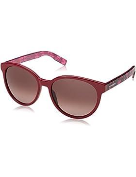 Boss Orange Unisex-Erwachsene Sonnenbrille 0195/S Xq Schwarz (Fchs Hvnchrr 2pg), 55