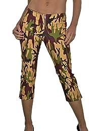 Amazon.es  pantalones camuflaje mujer - 34   Pantalones   Mujer  Ropa 953fa703520a