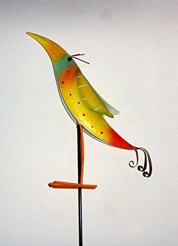 Barney' aus Metall 140 cm ()