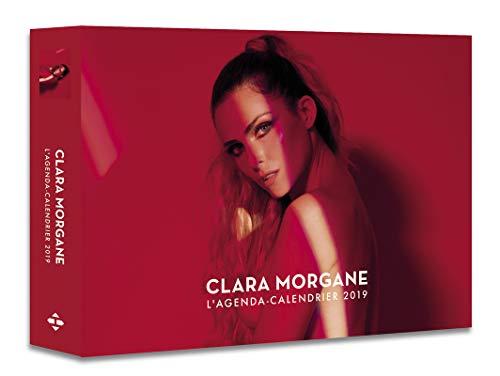 L'agenda-calendrier Clara Morgane 2019