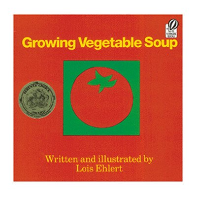 Grow Vegetable Soup, Readers Paperback Level 1.1: Houghton Mifflin Invitations to Literature (Invitations to Lit 1996)